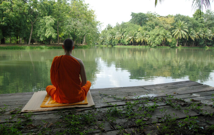 """Impuls zum Thema """"Innerer Frieden"""" für Wohlbefinden und Neuorientierung durch ganzheitliche Gesundheit"""